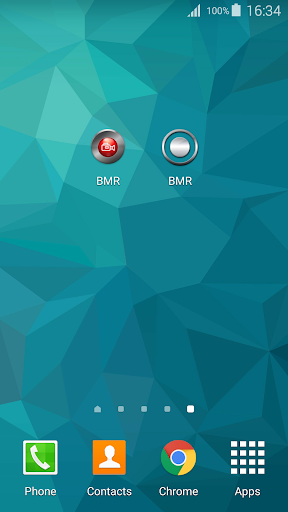 Background Mobile Recorder