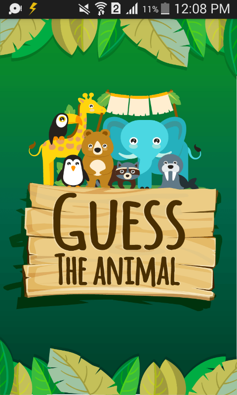 Guess The Animal- screenshot