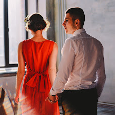 Wedding photographer Anastasiya Guzenko (NasG). Photo of 25.02.2016