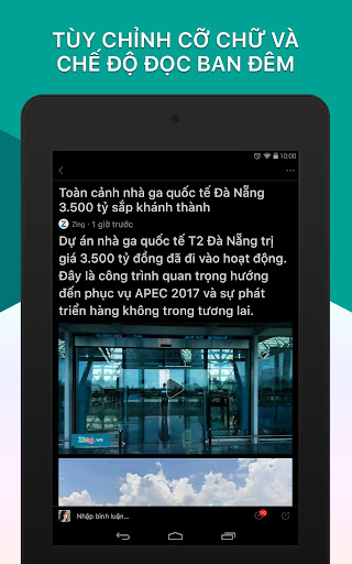 Bu00c1O Mu1edaI - u0110u1ecdc Bu00e1o, Tin Tu1ee9c 24h  screenshots 9