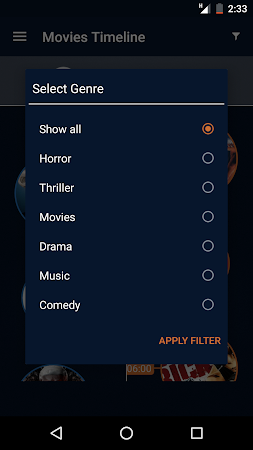 MBC Movie Guide 2.0.0 screenshot 206331