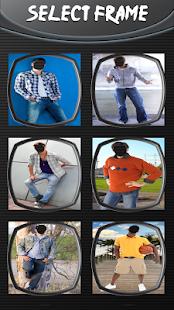 Příležitostné oblečení muži montáž - náhled