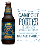 Sierra Nevada Beer Camp 2017: Campout Porter (Garage Project Collab)