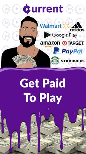 Earn Cash & Money Rewards - CURRENT Music Screen screenshots 1