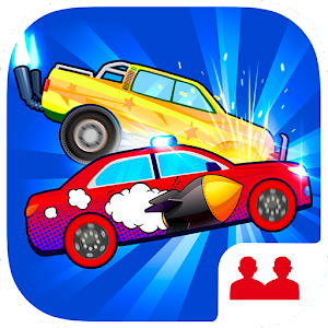 2 Player Car Race Games free for PC and MAC