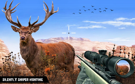 Wild Hunting 3d:Free shooting Game apktram screenshots 7