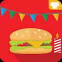 Party Recipes icon