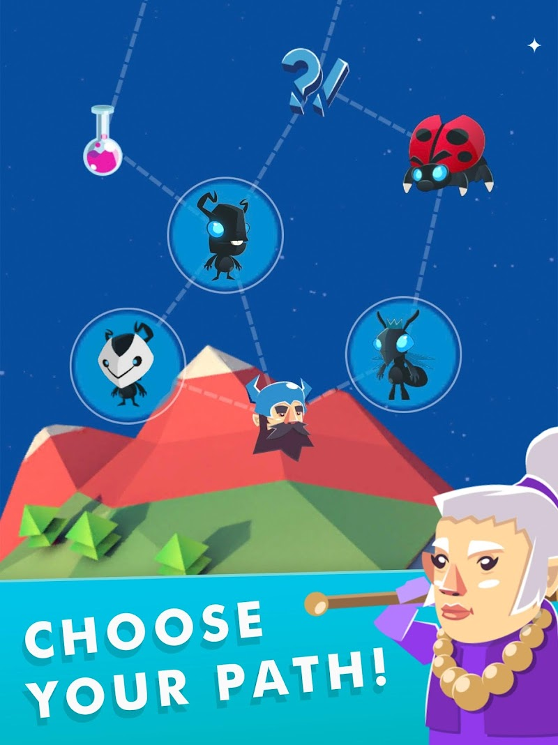Starbeard - Intergalactic Roguelike puzzle game Screenshot 11