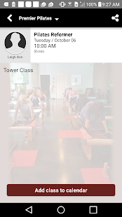 Premier Pilates- screenshot thumbnail