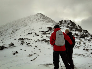 Photo: Breda Noonan's A walk to Skregmore and Beenkeragh in the Macgillycuddy's Reeks, Sunday February 9th, 2014. 3 of 4