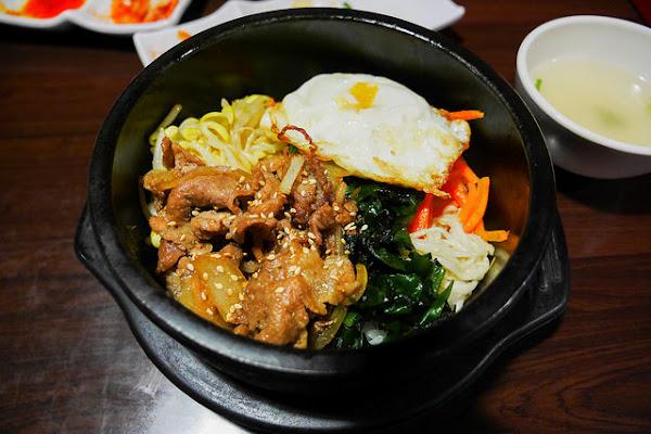 新北 板橋 巷弄韓國味 朝鮮韓式料理
