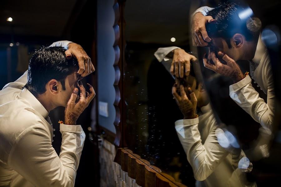 Wedding photographer Manish Patel (THETAJSTUDIO). Photo of 15.05.2018