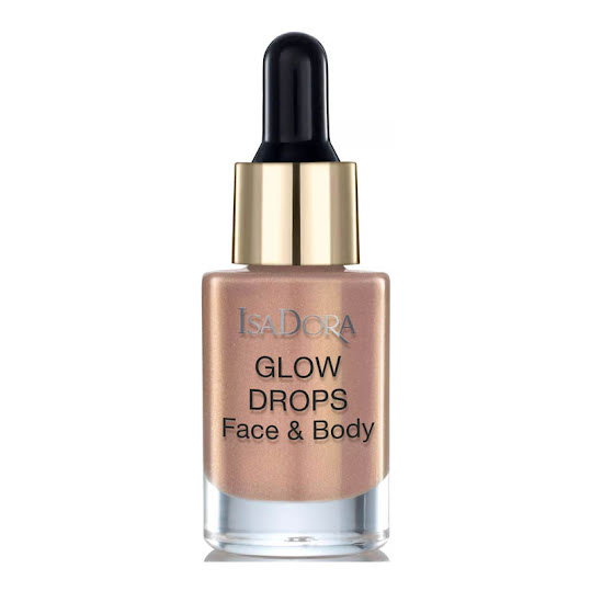 IsaDora Glow Drops Face & Body Golden Edition Golden Glow