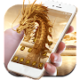 3D Golden  Dragon APK icon