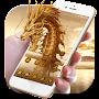 3D Golden  Dragon file APK Free for PC, smart TV Download