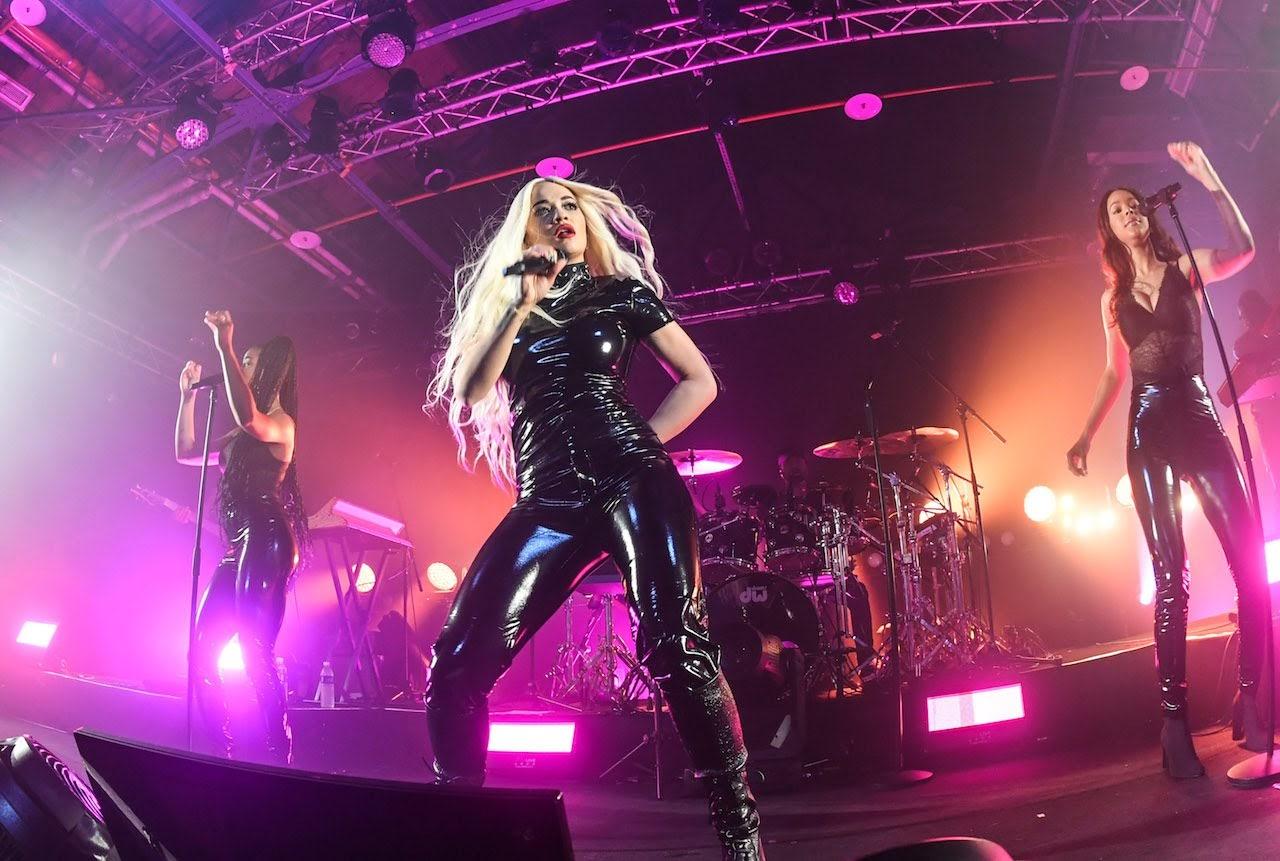 【迷迷現場】 Rita Ora 芮塔歐拉 首次台灣專場 超強氣場鎮壓全場