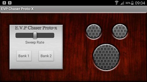 EVP Chaser Proto-X