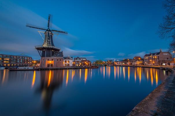 Haarlem blue hour di marco_croci
