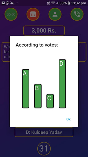 KBC  Quiz apkpoly screenshots 5