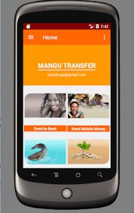 Mangu Transfer. - náhled