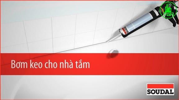 hướng dẫn chống thấm nhà vệ sinh bằng silicon