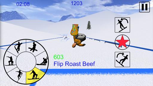Snowboard Freestyle Mountain 1.09 Mod screenshots 1