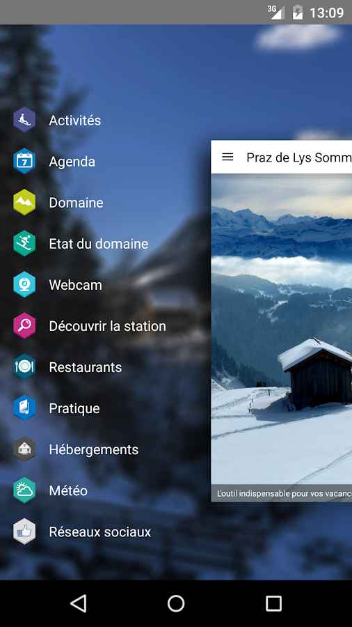 Praz de Lys Sommand- screenshot