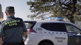 La Guardia Civil logró arrestar a dos de los tres implicados.