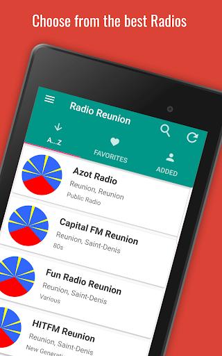 Radio Reunion ??? 1.0 screenshots 15