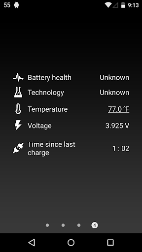 Battery HD screenshot 6