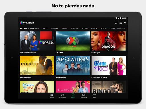 Univision App: Incluido con tu servicio de TV screenshot 11