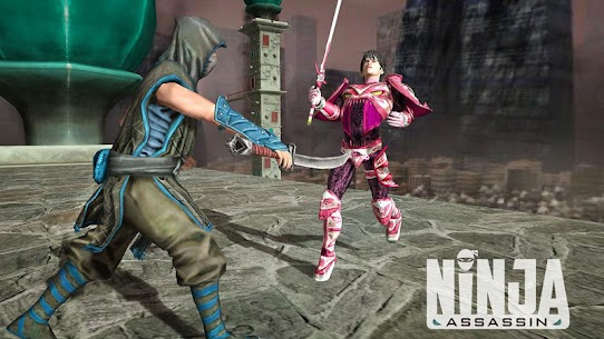 Super Hero-The Ninja Warrior. 1.2.1 [Mod + APK] Android 2