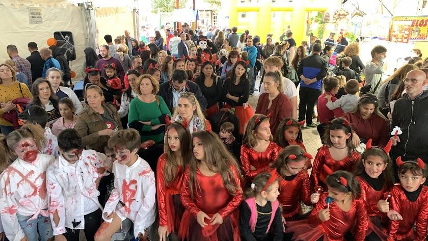 EL MUNICIPIO DE ALBOX arranca este año con fuerza la celebración de Halloween.