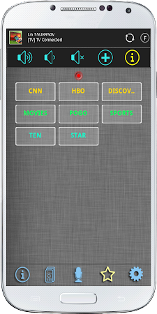 TV Remote for LG 1.20 screenshot 639709