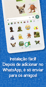 Memes do Brasil – Whatsapp Stickers WAStickerApps 2