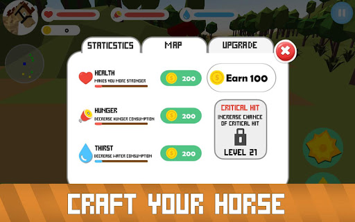 Blocky Horse Simulator modavailable screenshots 4