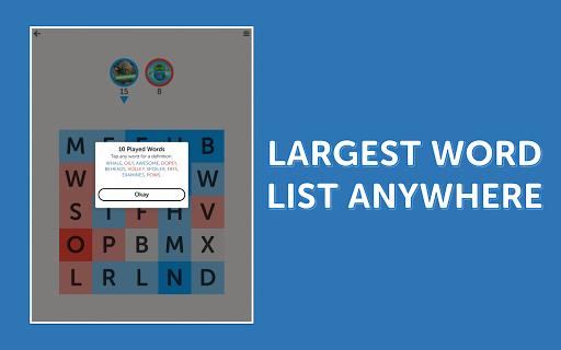 Letterpress - Word Game 5.0.1 screenshots 9