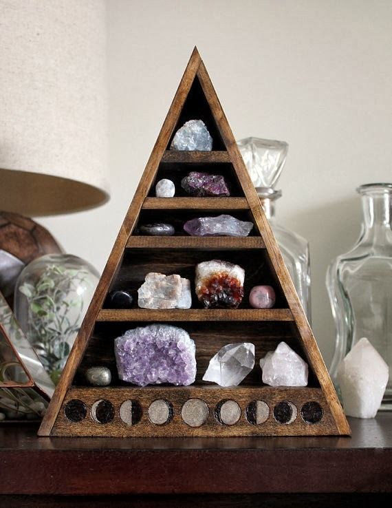 Trigonal Shelves: These 50 Woodworking Projects That Sell Online will help you make some money.