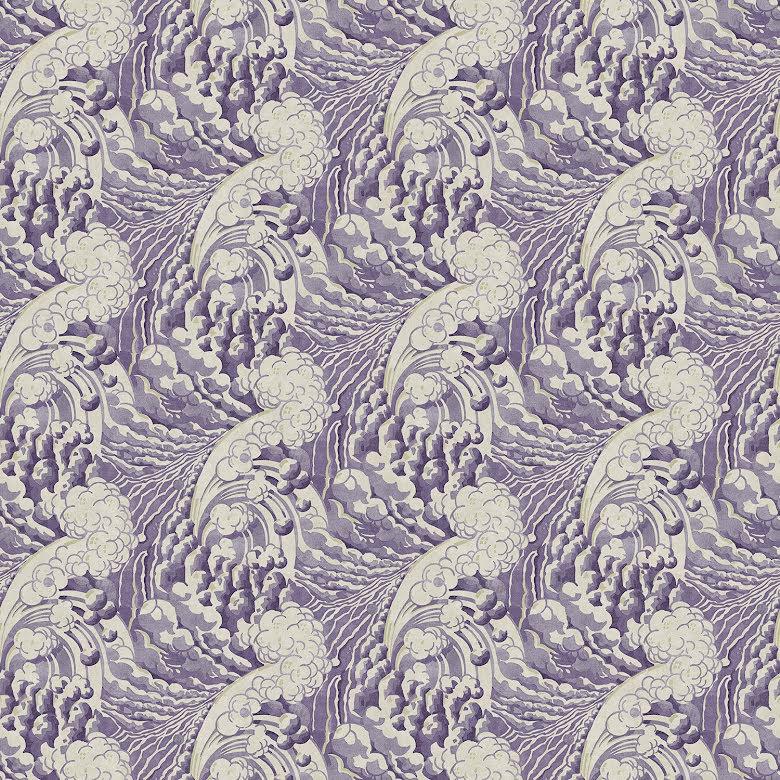 The Wave av Linwood - mauve