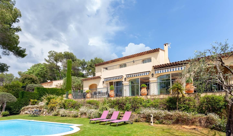 Villa avec piscine et jardin Valbonne
