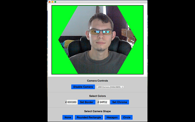 Webcam Effects For Streaming Chrome Web Store