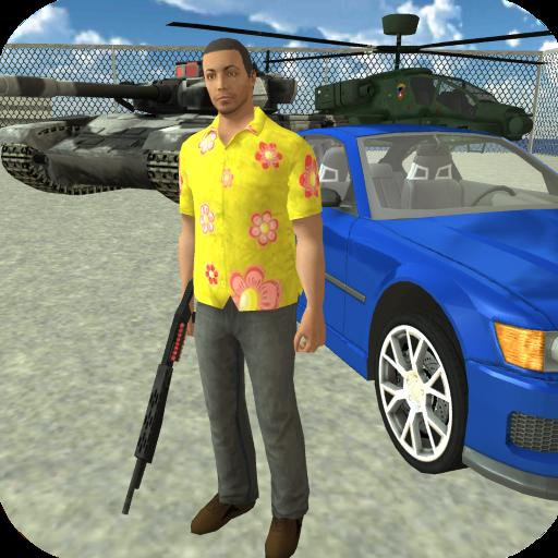 Real Gangster Crime - APK MOD RACK - Dinheiro Infinito