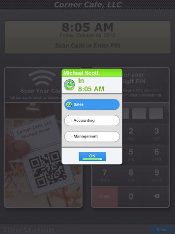 TimeStation Screenshot