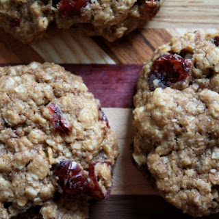 Oatmeal Cranberry Cookies Recipe