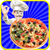 Pizza Maker & Cooking Chef