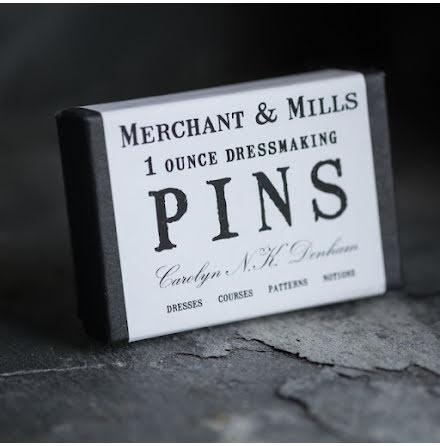 Dressmaking Pins Knappnålar