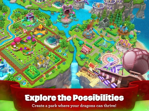 DragonVale World APK screenshot thumbnail 4