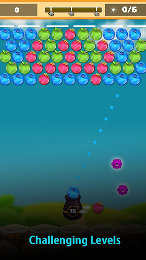 Fruit Bubble Shooter 2019 - screenshot