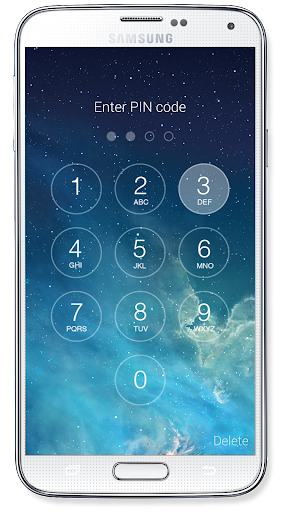 OS8 Lock Screen 4.7 screenshots 6