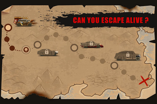 Zombie Hill Racing - Earn To Climb 1.3.2 screenshots 5